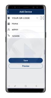 Superlive CCTV App Setup Instructions