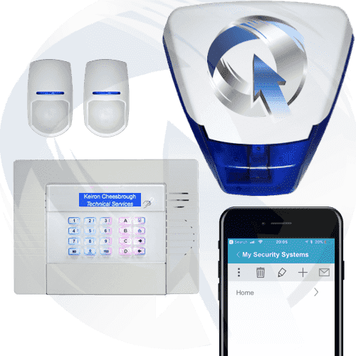 Intruder Alarms Services