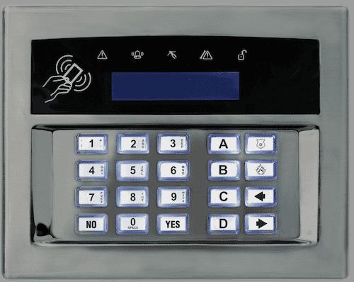 External house alarm PIR detectors