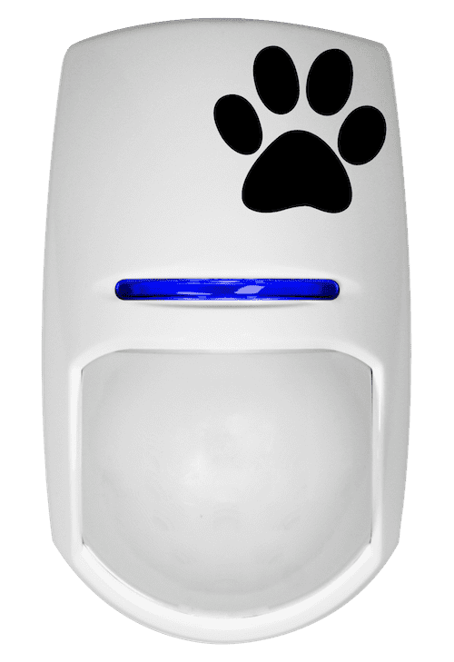 Pet Friendly Alarm Sensors